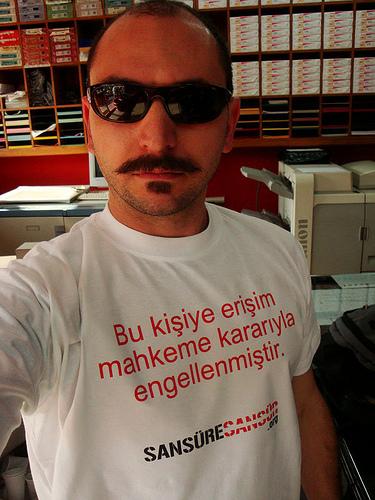 Sansüre Sansür T-Shirt