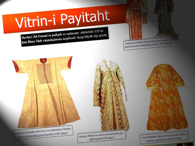 Ceride-i Afaki - Vitrin-i Payitaht
