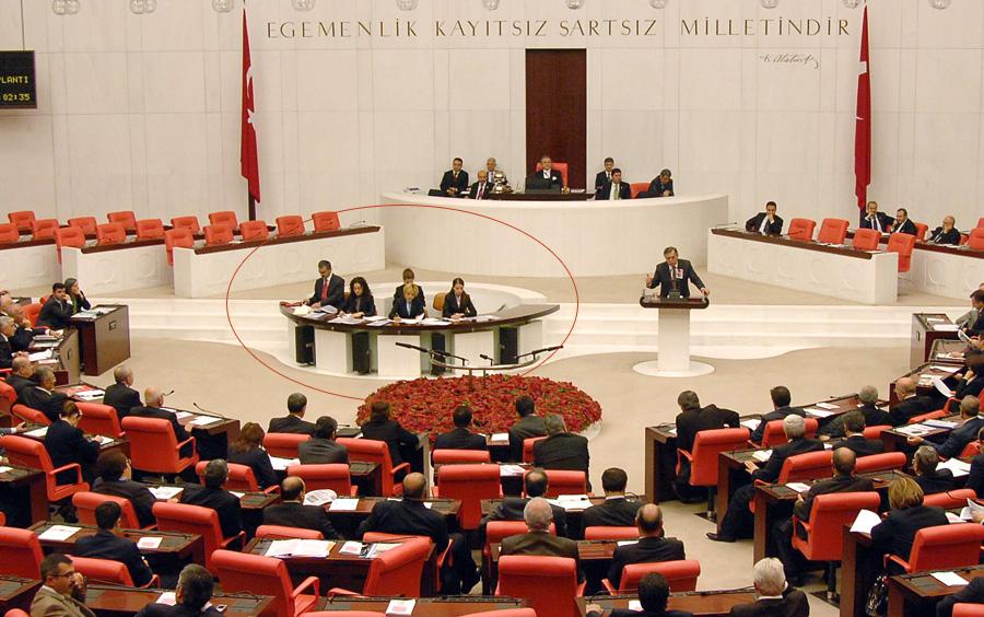 Meclis Stenografları